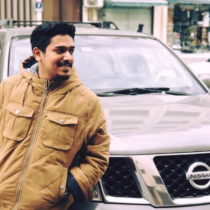 Aswin Sreekumar